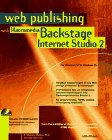 img - for Web Publishing With Macromedia Backstage Internet Studio 2 book / textbook / text book