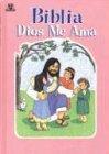 Biblia Dios Me Ama Rosa: God Loves Me Bible Pink