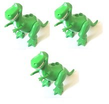 Lego Toy Story 3 Mini Figure - Rex (Approximately 60mm / 2.5 Inches Tall)