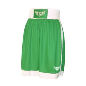 Hatton Junior Boxing Club Shorts - Green, Youth's