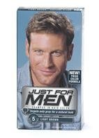 Just For Men Shampoo-In Haircolor Light Brown H-25