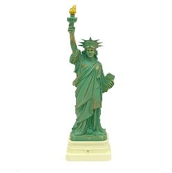 Statue of Liberty Statue Sculpture from New York City Liberty Island Collection Souvenirs (8 Inches Tall) mortal instruments 3 city of glass