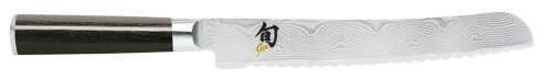 Shun Classic Left-Handed 9-Inch Stainless-Steel Bread Knife