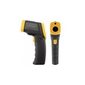EiioX AR330 Handheld Infrared Digital Thermometer Gun with Laser Sight