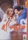 Allegro 1, Lehr- und Arbeitsbuch - Renate Merklinghaus, Linda Toffolo, Nadia Nuti-Schreck, Nadia Nuti- Schreck