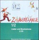 echange, troc Christian Hoerburger - Zauberklänge, 1./2. Schuljahr, 2 Audio-CDs (Livre en allemand)