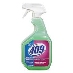 Heavy-Duty Cleaner/Degreaser, Fresh Scent, 32Oz Spray Bottle, 9/Carton front-378769