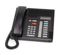 Norstar M7208 Black Phone