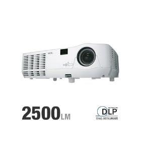 2500 Lumens  DLP Projector