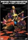 ピート・タウンゼント・ミュージック・フロム・ライフハウス [DVD]