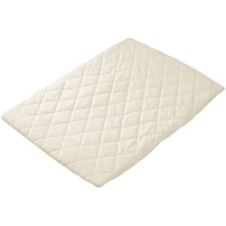 Bassinet Waterproof Flat Mattress Pad - Size: 16 x 32