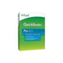 Intuit Quickbooks PRO 2011 - US Version (pc)