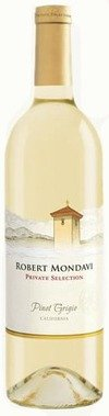 2011 Robert Mondavi Private Selection Pinot Grigio 750Ml