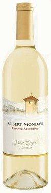 2011 Robert Mondavi Private Selection Pinot Grigio 750Ml