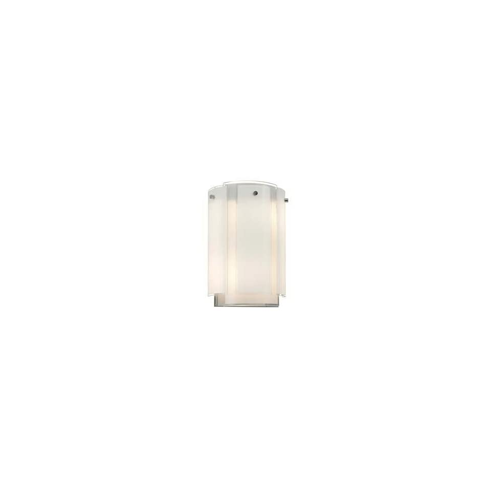 Sonneman 3180.01 Velo Polished Chrome Wall Sconce
