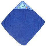 Koala Baby Hooded Towel - Whale - 1