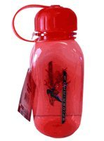 Marvel Heroes plastic drinking bottle- Spiderman 3 canteen (red)