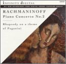Rachmaninoff: Piano Concerto No. 2; Rhapsody on a Them…