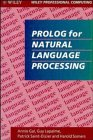 img - for Prolog for Natural Language Processing book / textbook / text book