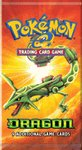 Pokemon-e EX Dragons Trading Card Game Booster Pack [Toy]