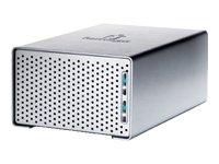 Iomega 34439 2TB UltraMax Plus FireWire 800/USB 3.0 3.5 inch External Hard Drive