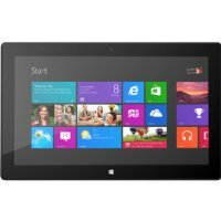 Microsoft Surface RT Tablet 64GB Wi-Fi Black from MICROSOFT