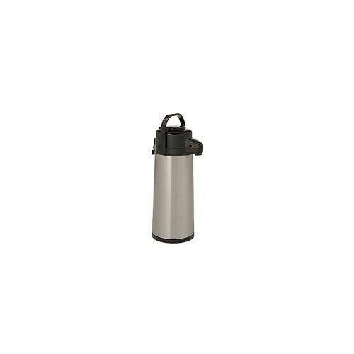 "Bloomfield 7759-APM Airpot, Pump, 74-Ounce Capacity, Glass Liner, Brew-Through Stem, 20"" Length, 14"" Width, 17"" Height"