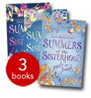 Ann Brashares Summers of the Sisterhood Collection - 3 Books (Paperback)