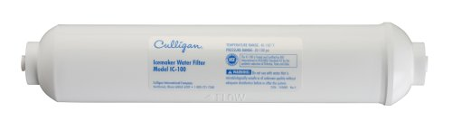 Culligan Ic-100A Level 1 Icemaker And Refrigerator Dispenser Drinking Water Filter front-354573