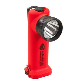 The Rugged and Dependable Streamlight Survivor LED Flashlight in Orange