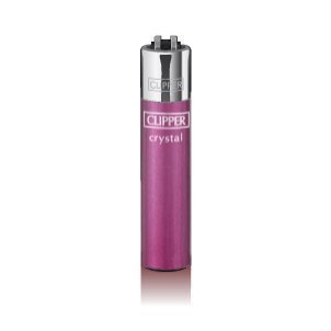 Clipper® Micro Feuerzeug - Edition Crystal Micro Pink