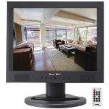 JAYBRAKE SM-1580 Securityman Sm-1580 Professional 15 Lcd Cctv Color Monitor With Speaker