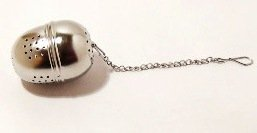 Tea Strainer ball s/s Guaranteed quality