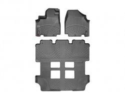 WeatherTech 443471-443412 FloorLiner (Weathertech 2012 Honda Odyssey compare prices)