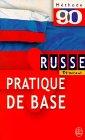 echange, troc Marie-Françoise Bécourt, Jean Borzic - Russe débutant - Pratique de Base - Méthode 90 - Le Russe en 90 leçons et 90 jours