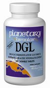 Licorice Deglycyrrhizinated Dgl Supplement Pill - 380Mg, 200 Chewable Tabs
