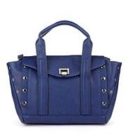 Limited Edition Popper Satchel Bag