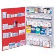 4 Shelf First Aid Refill Kit Save Time And Money by Medifirst