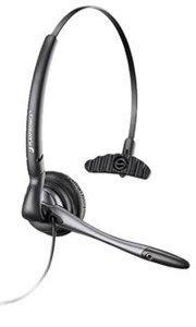 Plantronics M175 Headset mit 2,5 mm Klinkenstecker schwarz