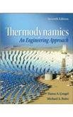 THERMODYNAMICS: AN ENGINEERING APPROACH WITH STUDENT RESOURCES DV D (7REV ED)