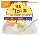 尾西食品 白がゆ 40g 801-KE