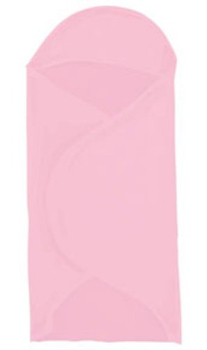 i play Babywear Organic Cotton Flannel Swaddle Blanket  in Light Rose