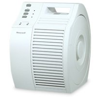 Honeywell Permanent Pure HEPA QuietCare Air Purifier, 17000