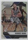 Georges Niang (Basketball Card) 2016-17 Panini Prizm Silver Prizm #187