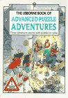 Advanced Puzzle Adventures B/U (Advanced Puzzle Adventure Series) (074600754X) by Dixon, Sarah