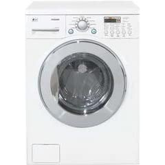 LG : WM3431HS All-In-One Washer and Dryer TITANIUM  - Washer Dryer Combos