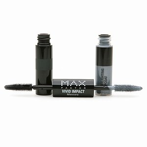 Max Factor Vivid Impact Highlighting Mascara Dual Color Moonlit Black 903
