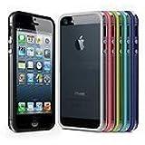 itronik� 6x Bumper f�r Apple iPhone 4 und 4s (1x schwarz, 1x wei�, 1x pink, 1x gr�n, 1x orange, 1x blau) Bumpers Tasche Case H�lle Schale Schutzh�lle (1x black, 1x white, 1x pink, 1x green, 1x orange, 1x blue)