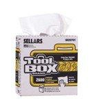 Sellars 6020701 ToolBox Z600 Interfold Wiper, 16-1/2\