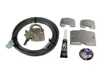 Belkin Bulldog Universal Security Kit with Heavy Duty Lock and 6FT Cable